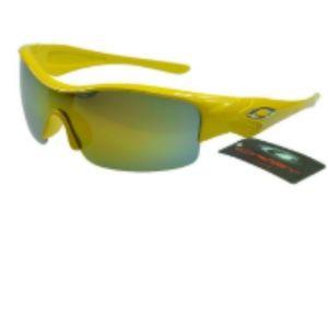 Wholesale Oakley Straight Jacket Sunglasses Yellow